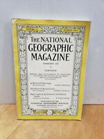 National Geographic Volume  L1  Number  TWO  FEBRUARY 1927 (FC47-1)