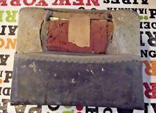 Ancien Carreau de Dentelière confection tableau fait main à restaurer vintage