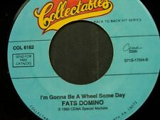 """FATS DOMINO 45 RPM """"I'm Gonna Be a Wheel Someday"""" """"Goin' Home"""" VG condition"""