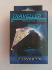 Other Ccg Traveller: Ship Deck Type S Scout