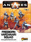 BEYOND THE GATES OF ANTARES - FREEBORN VARDANARI SQUAD - WARLORD GAMES
