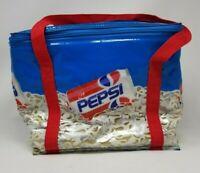 Retro 1994 Vintage Retro Blue Drink Pepsi Cooler Cans Bottle Bag Imaginings 3