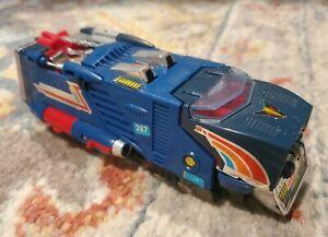 Diaclone Kronoform D-TRAIN D-FIGHTER 1980 Takara Transformer *Incomplete