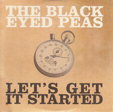 The Black Eyed Peas – Let's Get It Started CD Promo Pappschuber 2004