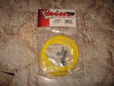 RC Traxxas Yellow Sidewall Rings Tire (2) 5665