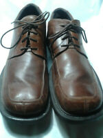 Kenneth Cole Mens Shoes Size 13D Brown