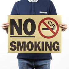 promotion no smoking commonweal poster stickers as follows wall sticker posters_