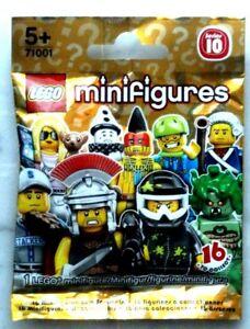 lego CHOOSE your  MINIFIGURES série n° 10 réf. 71001 NEUF et FERMÉ