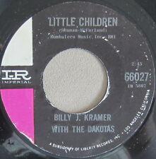 Billy J. Kramer – Little Children / Bad To Me, Vinyl, 45rpm, 1964, 66027, Good+