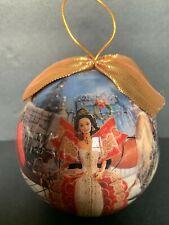 1997 Mattel Barbie Christmas Tree Ornament
