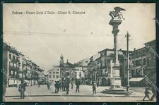 Padova Città Chiesa San Clemente cartolina QT3872