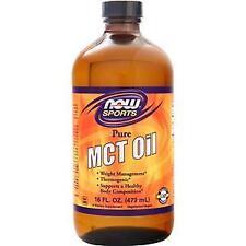 Now MCT Oil Liquid Pure 16 fl.oz