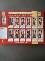 Corinthian Prostars - Liverpool Treble Winners 2000/01 Team Pack