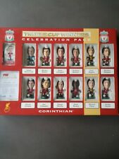 Corinthian Prostars - Liverpool Treble Winners 2000/01 Team Pack