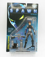 """Spawn The Movie Jessica Priest 6"""" Action Figure Mcfarlane Toys NEW FREE SHIP"""