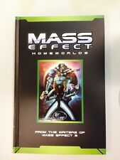 MASS EFFECT HOMEWORLDS v 4 RARE HARDCOVER TPB Trade Paper Back Limited Edition