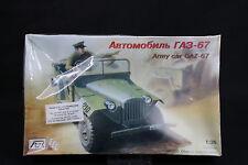 XS034 AER 1/35 maquette voiture 3508 Army Car Gaz-67