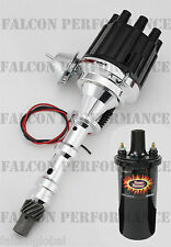 PerTronix Ignitor II/2 BILLET Flame-Thrower Distributor+Coil Chevy 348 409