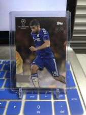 Topps 2016 UEFA League RED Refractor Diego Costa /25
