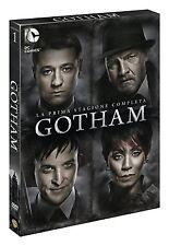 Gotham - Prima Stagione Completa - Cofanetto 6 Dvd - Nuovo Sigillato