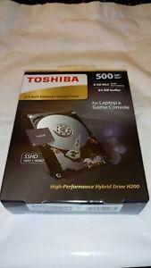 """Toshiba SSHD H200 500GB 2.5"""" *NEUF*"""