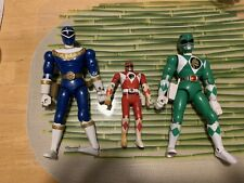 Bandai Power Rangers Action Figurines