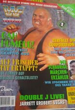 WWF WWE Magazin 1/95 1/1995 Wrestling Undertaker