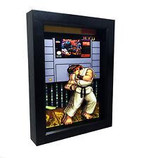 Ryu Street Fighter 2 3D Pop Art Super Nintendo Video Game Decor Artwork Print