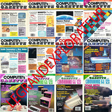 Ultimate Compute!'s Gazette Computer Magazine Collection (86 Pdfs manual on DVD)