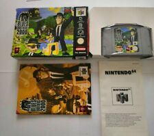 Blues Brothers 2000 - Nintendo N64 Game - complete - All Genuine - Pal
