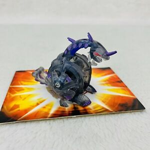 Bakugan Battle Brawlers Hydranoid Single Headed Darkus Masquerade 500G