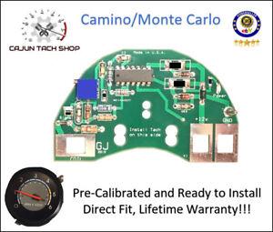 Tachometer Circuit Board - 78-88 El Camino, Monte Carlo, Malibu, Caballero