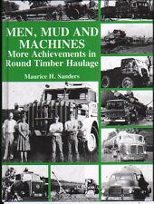 Book: MEN, MUD & MACHINES - Maurice Sanders