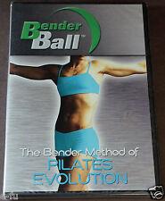 Bender Ball THE BENDER METHOD OF PILATES EVOLUTION Brand New factory Sealed DVD