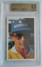 Ayrton Senna ROOKIE - A Question of Sport 1987 - BGS 9.5 (9,9.5,9.5,9.5) - POP 1