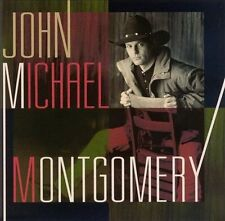 John Michael Montgomery by John Michael Montgomery (CD, Mar-1995, Atlantic)