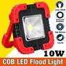 10W Projecteur LED COB USB Rechargeable Camping Extérieur Lampe Lanterne Etanche