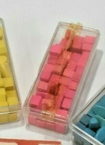 Pink 1959 Risk Board Game Wooden Pieces, Parts! Pre-owned