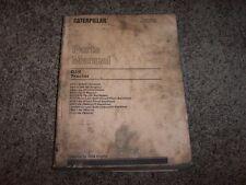 Caterpillar Cat D3B Tractor 3204 Engine 27Y1- 45V21698- Parts Catalog Manual