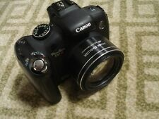 Very Nice Canon PowerShot SX1 IS 10MP Digital Camera 20x Optical Zoom