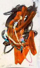 CORBELLIC ABSTRACT EXPRESSIONISM ORIGINAL FINE ART CONTEMPORARY HOME COLLECTIBLE