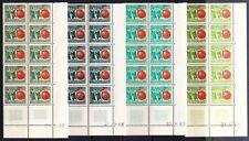 Block Algerian Stamps