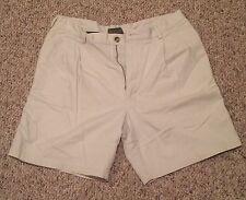 Men's Van Heusen Golf Shorts Size 34