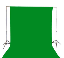 Photographic  Studio Green Cloth Screen Chroma Key Background Backdrop for Photo