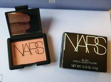 New NARS orgasm blush blusher and mirror compact 3.5g