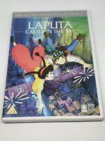 LaPuta Castle in the Sky DVD Studio Ghibli