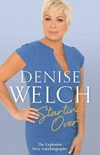 Starting Over, Welch, Denise, Very Good, Hardcover
