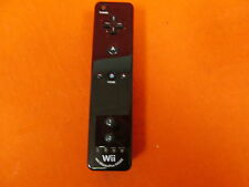 Nintendo OEM Remote Motion Plus For Wii Wii U Black Very Good 0816