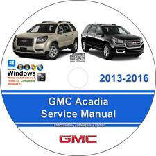 Repair Manuals & Literature for GMC Acadia for sale | eBay