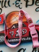 NFL Cancer Awareness Cincinnati Bengals Pink Lanyard